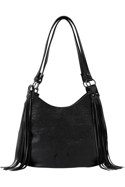 Belladonna Fringe Bag [B]