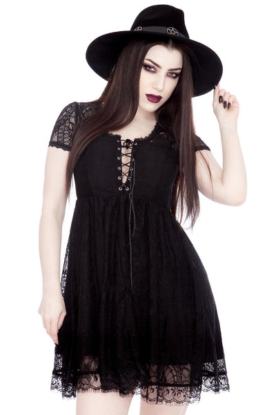 Bella Morte Lost Babydoll Dress [B]