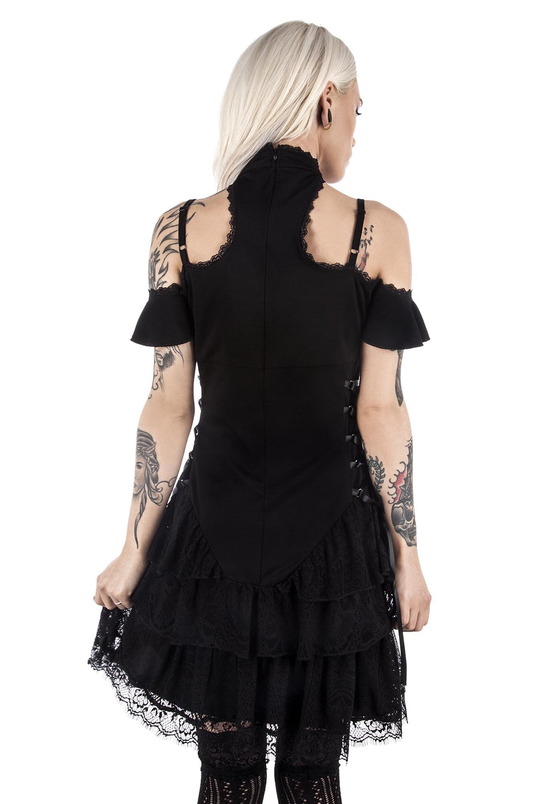 Black Magic Corset Dress [B]