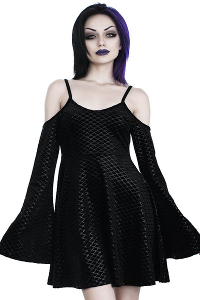 Black Sea Sorcerers Dress [B]