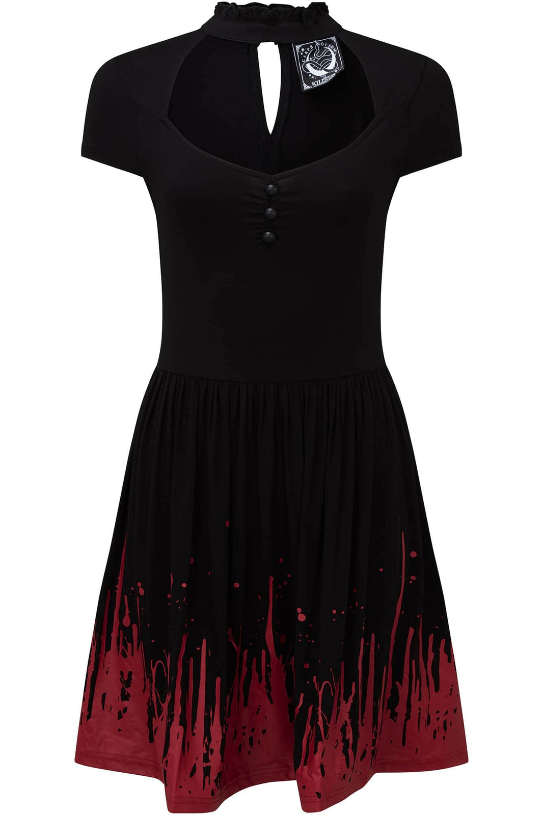 Blood Thirsty Skater Dress