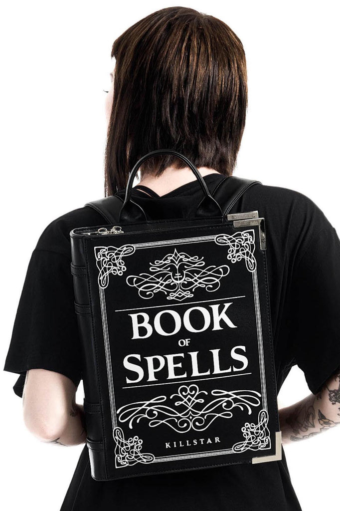 Book Of Spells Backpack [B]