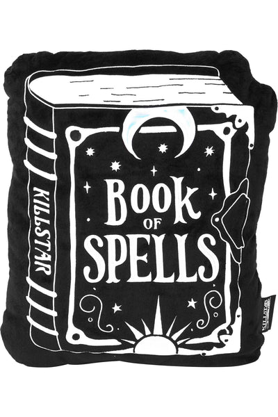 Book Of Spells Cushion