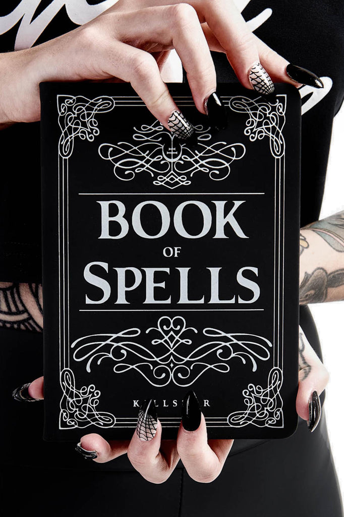 Book Of Spells Journal [B]