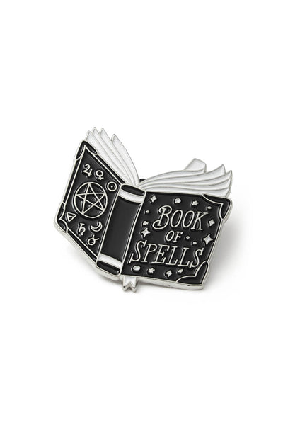 Book Of Spells Enamel Pin [B]