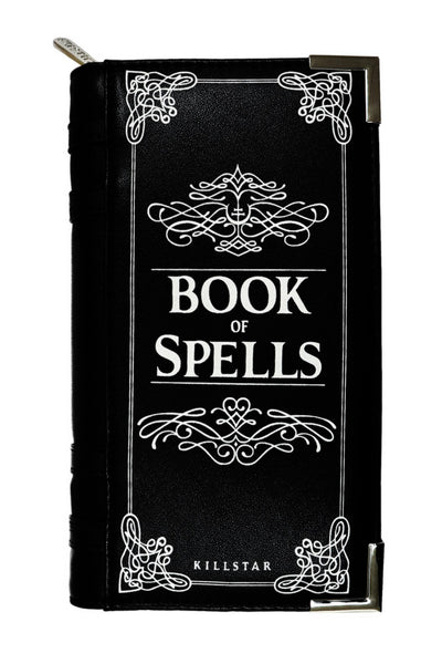 Book Of Spells Wallet [B]