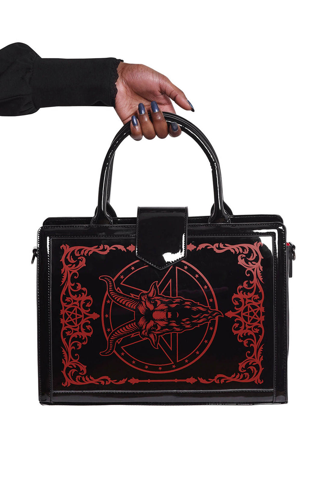 Book of The Beast Tote Bag