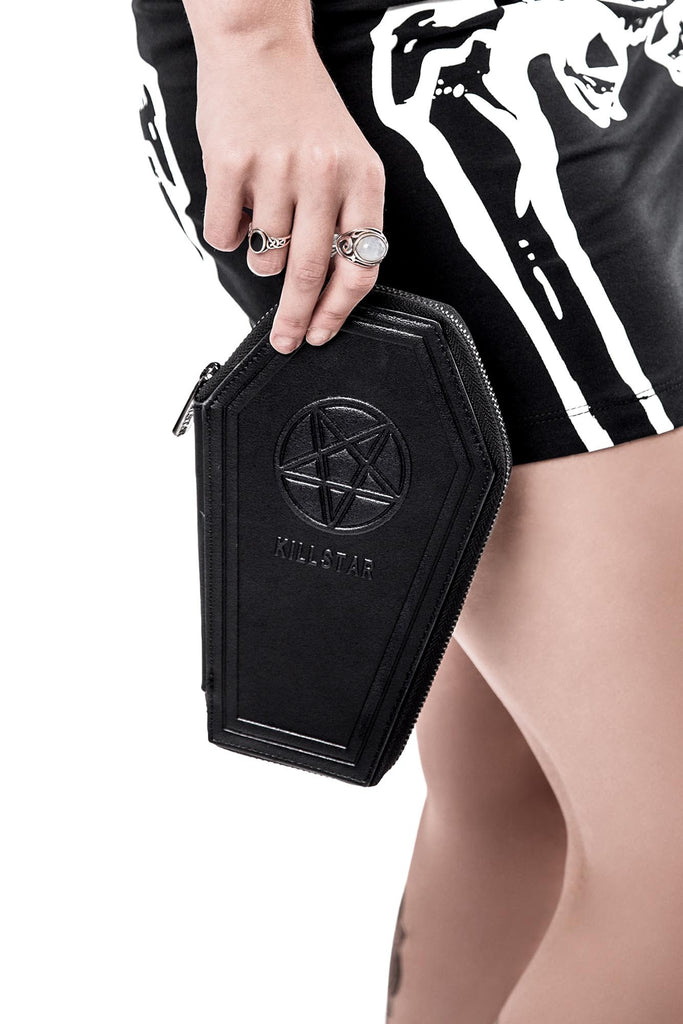 Casey Coffin Wallet [B]