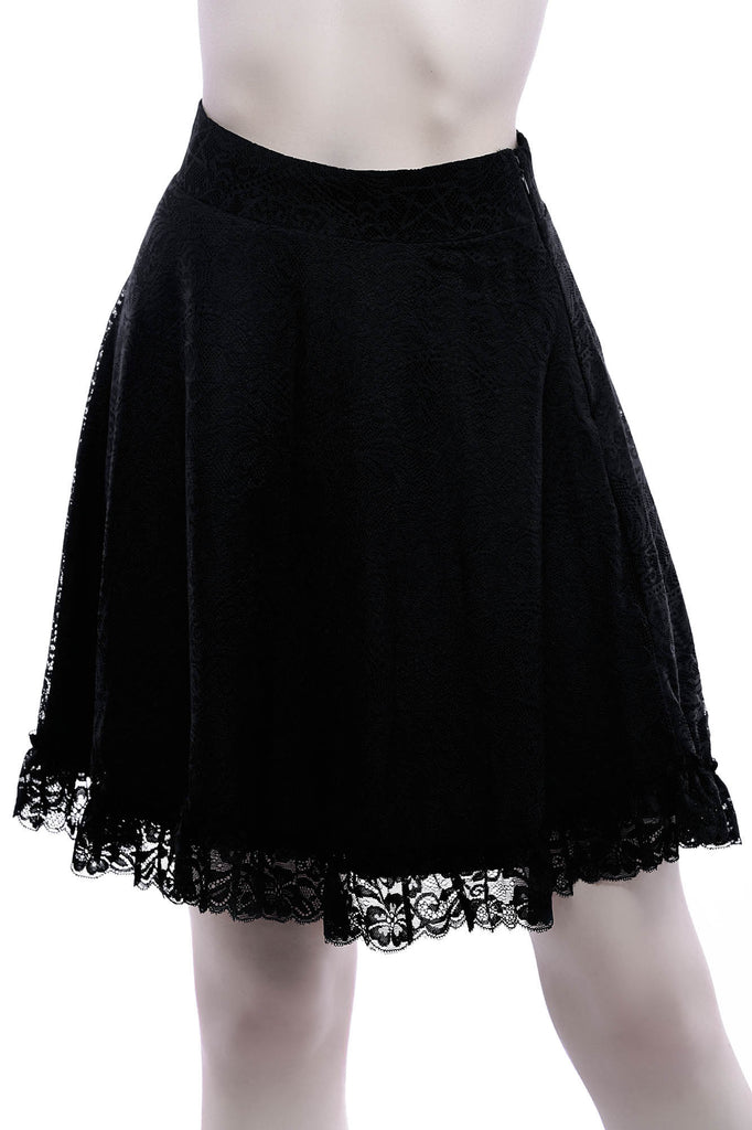 Caspia Lace Skirt