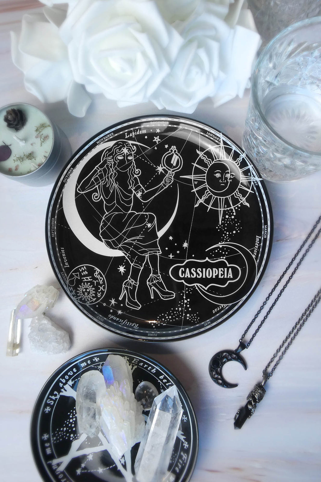 Cassiopeia Side Plate