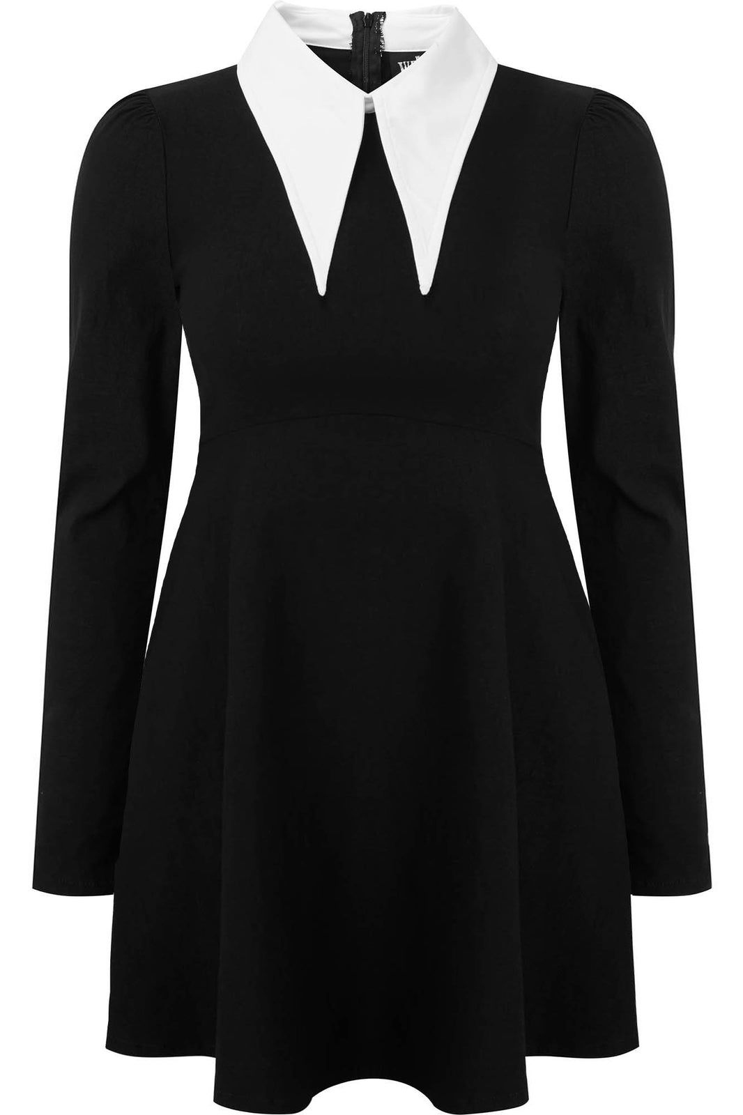 Cathedral Skater Dress [PLUS]