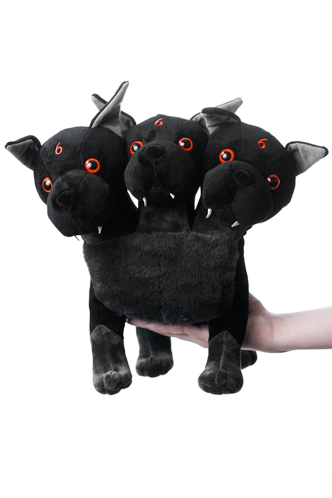 Cerberus Plush Toy
