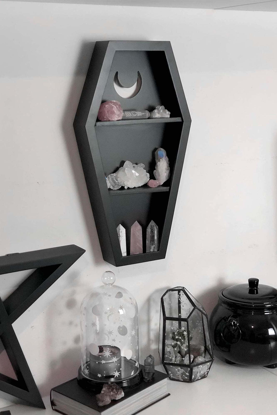 Coffin Shelf