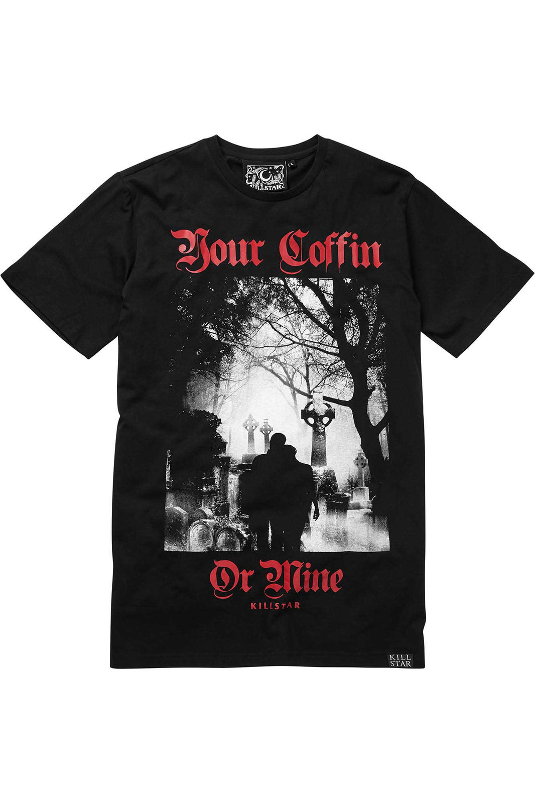 Coffin T-Shirt [B]
