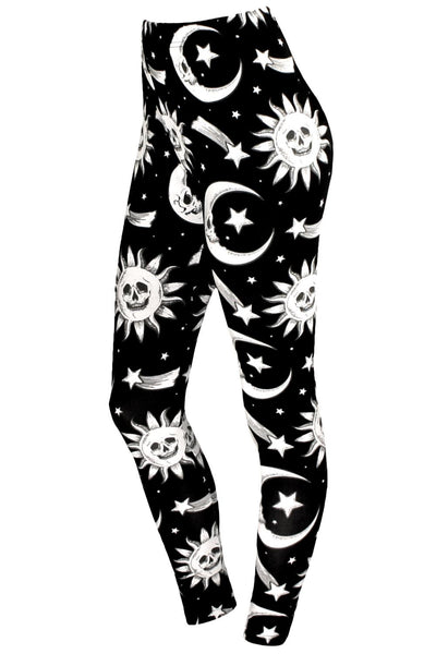 Cozmic Death Leggings [B]