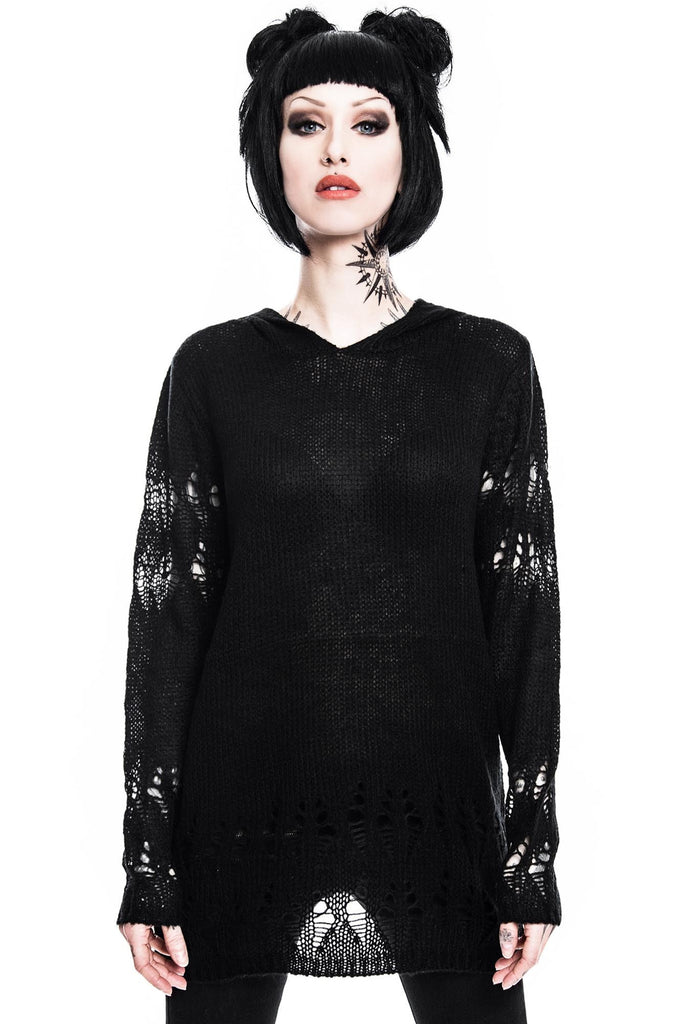 Creep Knit Sweater [B]