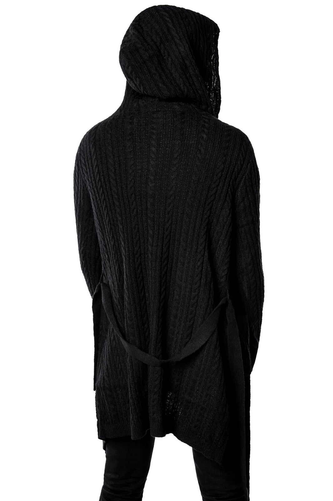 Crypt Never Die Knit Cardigan [B]