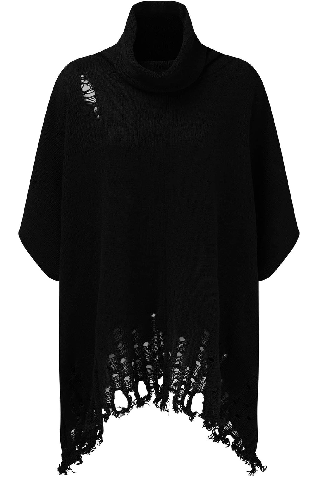 Darkness Knit Tunic