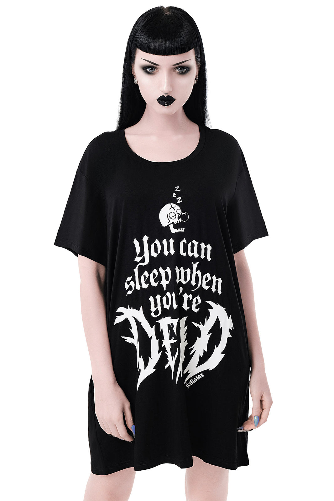 Dead Sleepy Sleep-Shirt