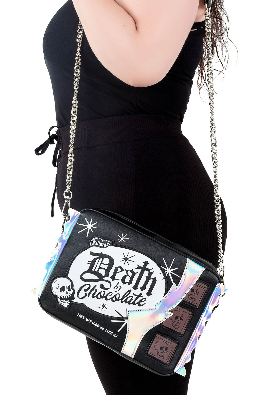 Death By Chocolate Handbag