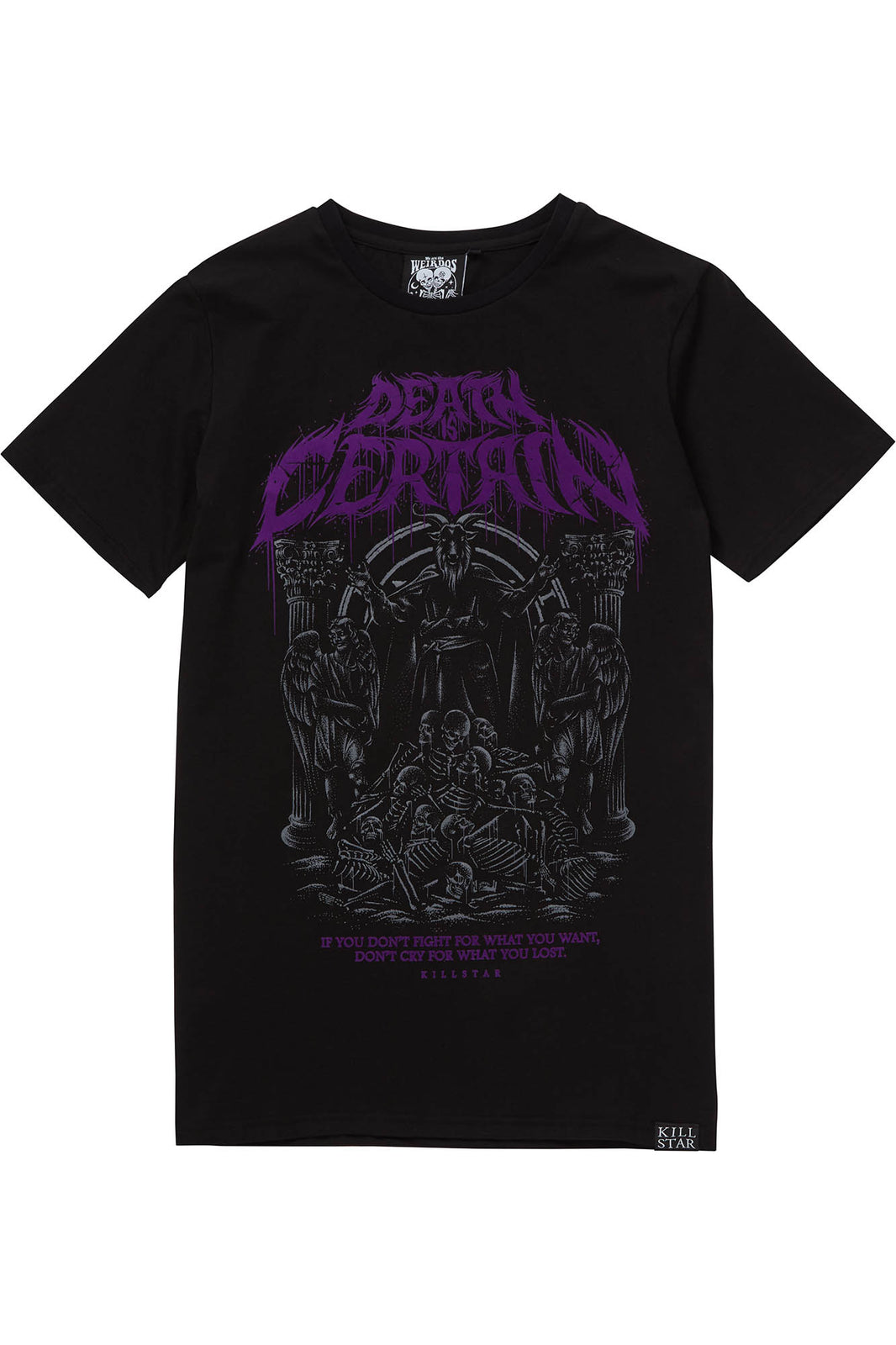 Death Is Certain T-Shirt