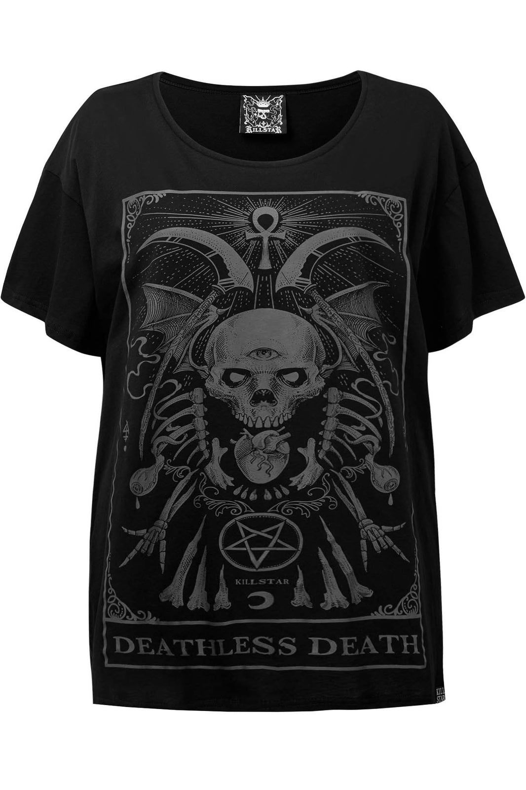 Deathless Relaxed Top [PLUS]