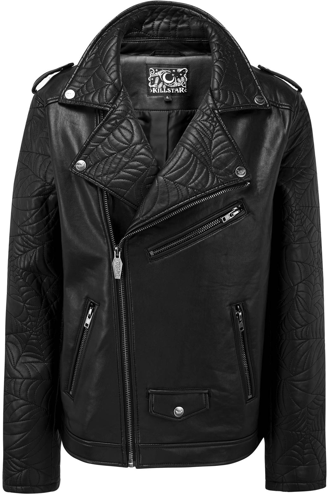 Death Rawk Biker Jacket