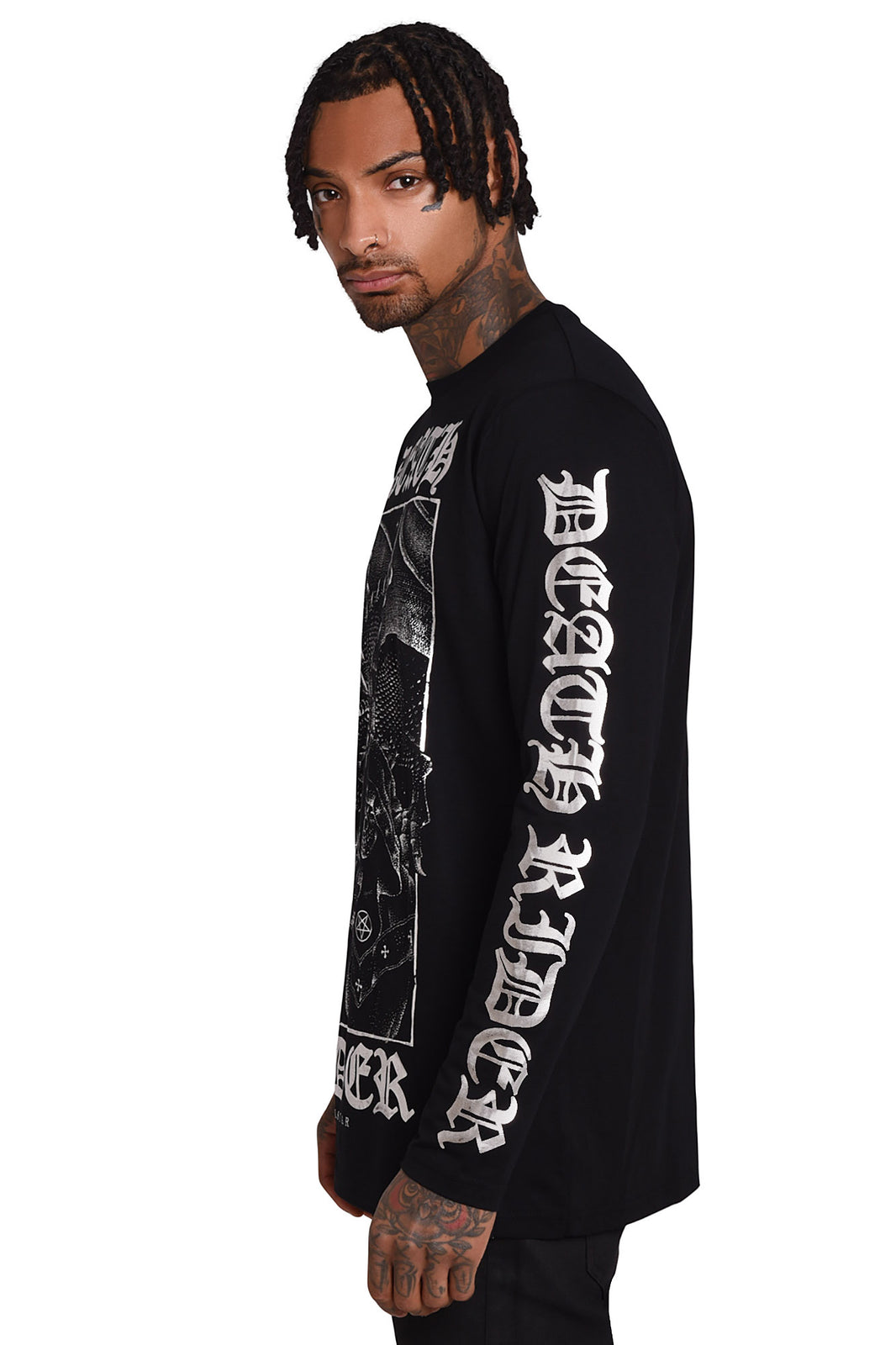 Death Rider Long Sleeve Top