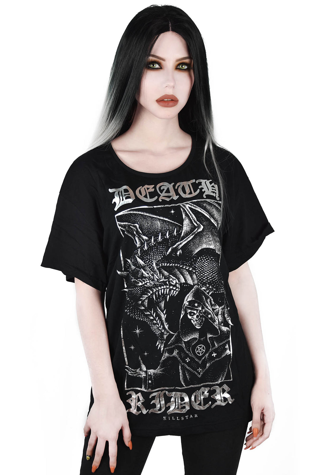 Death Rider Relaxed Top