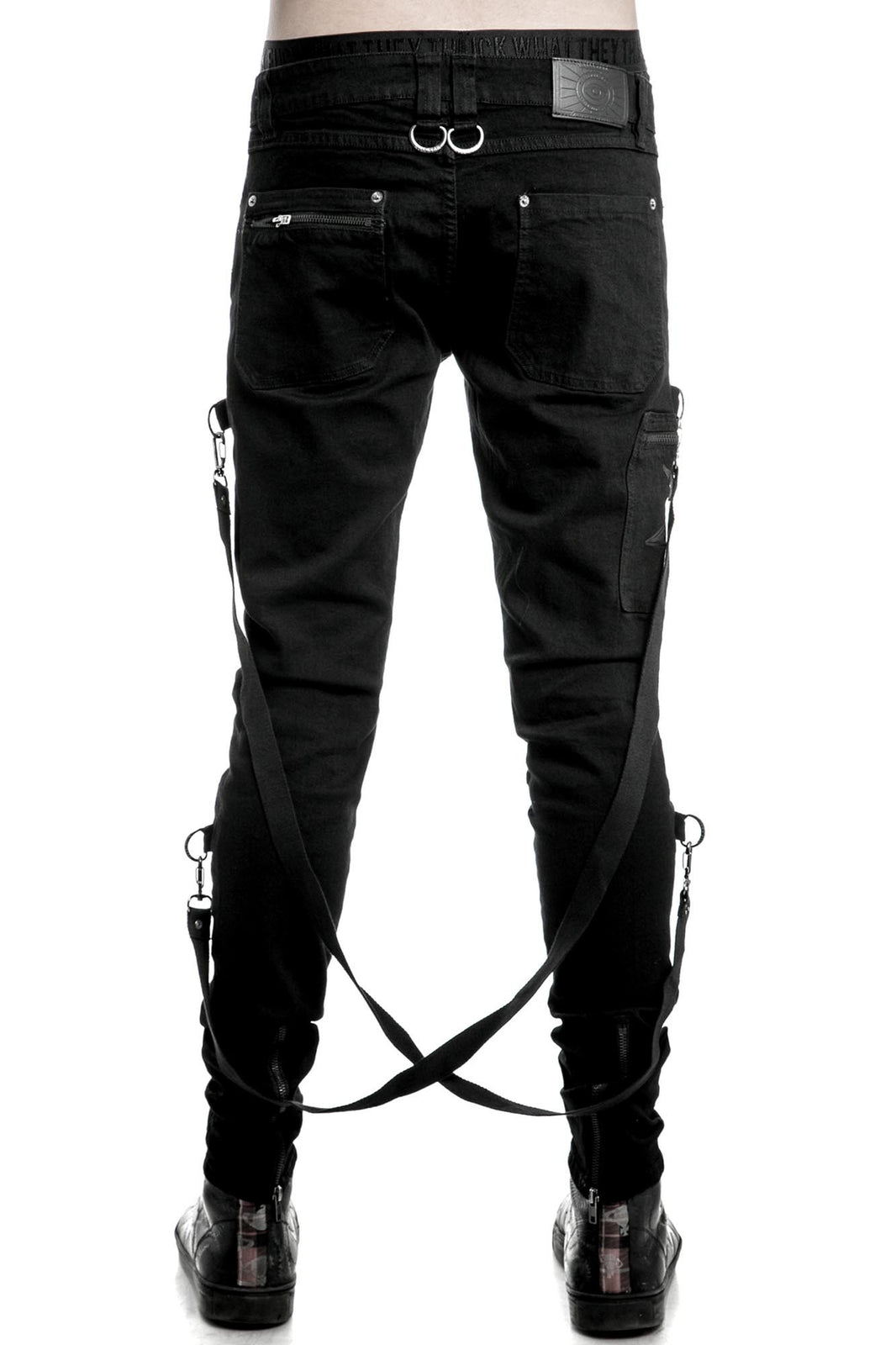 Death Trap Bondage Trousers [B]