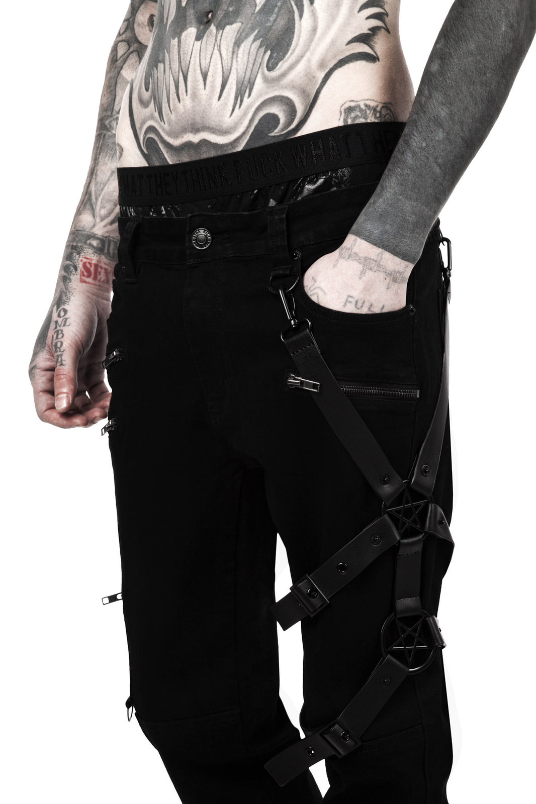 Death Wish Trousers [B]