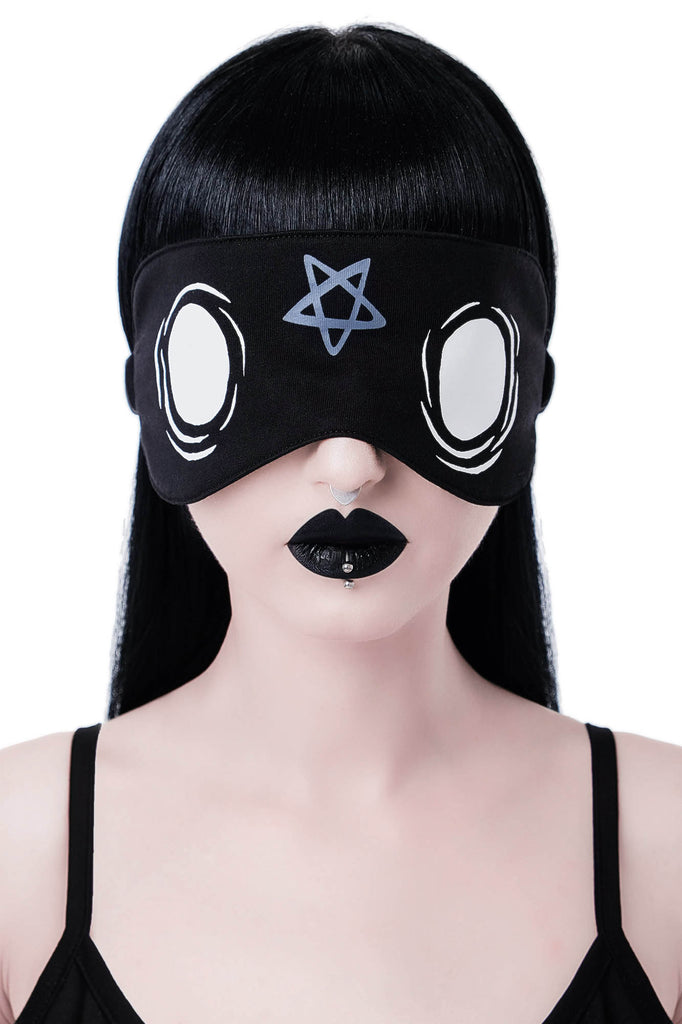 Demonic Sleep Mask