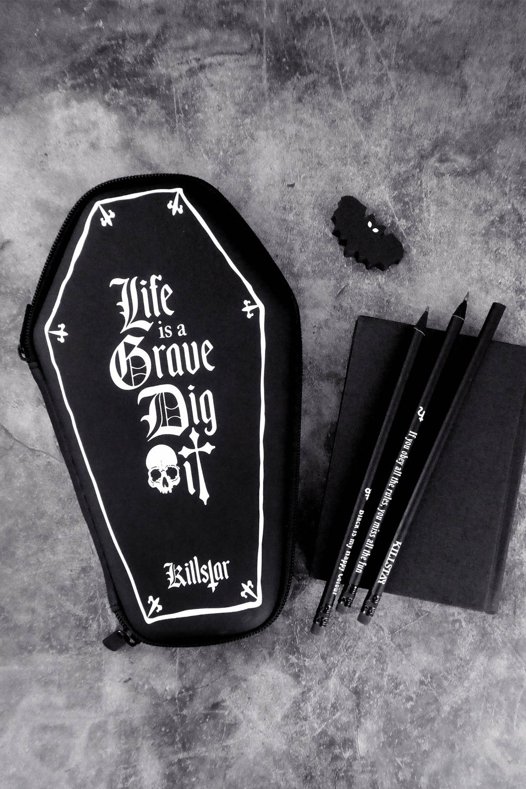 Dig It Pencil Case