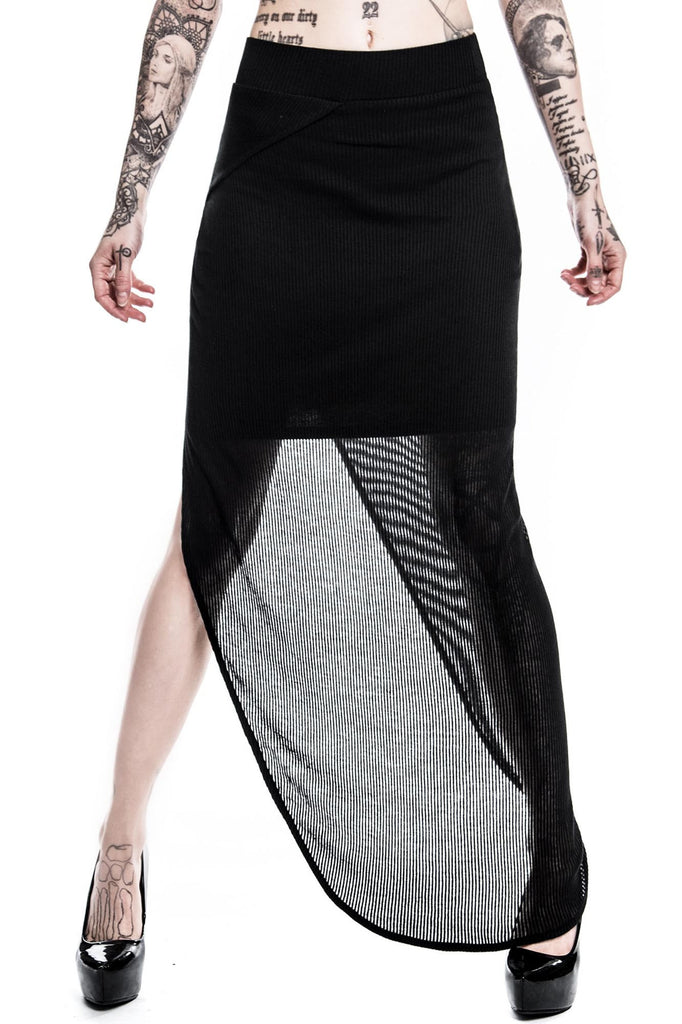 Dome Play Ziggy Maxi Skirt [B]