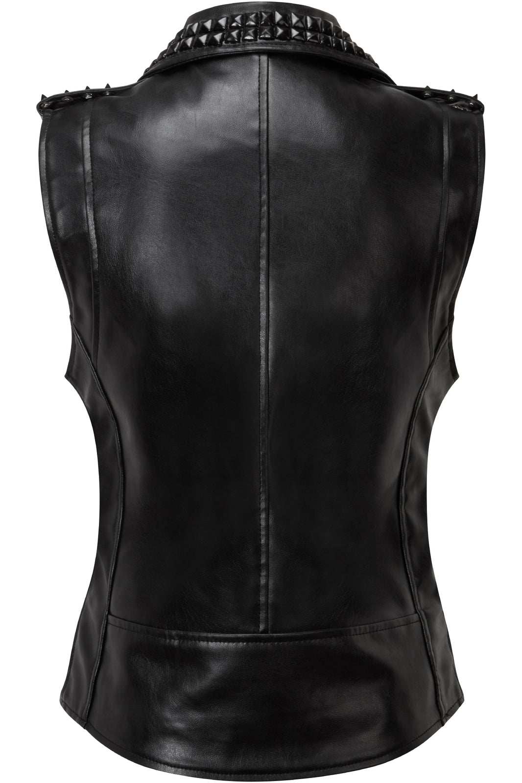 Doom Leather Vest [VEGAN]