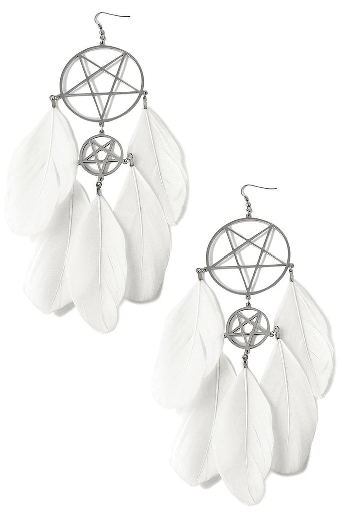 Dreamcatcher Earrings [S]