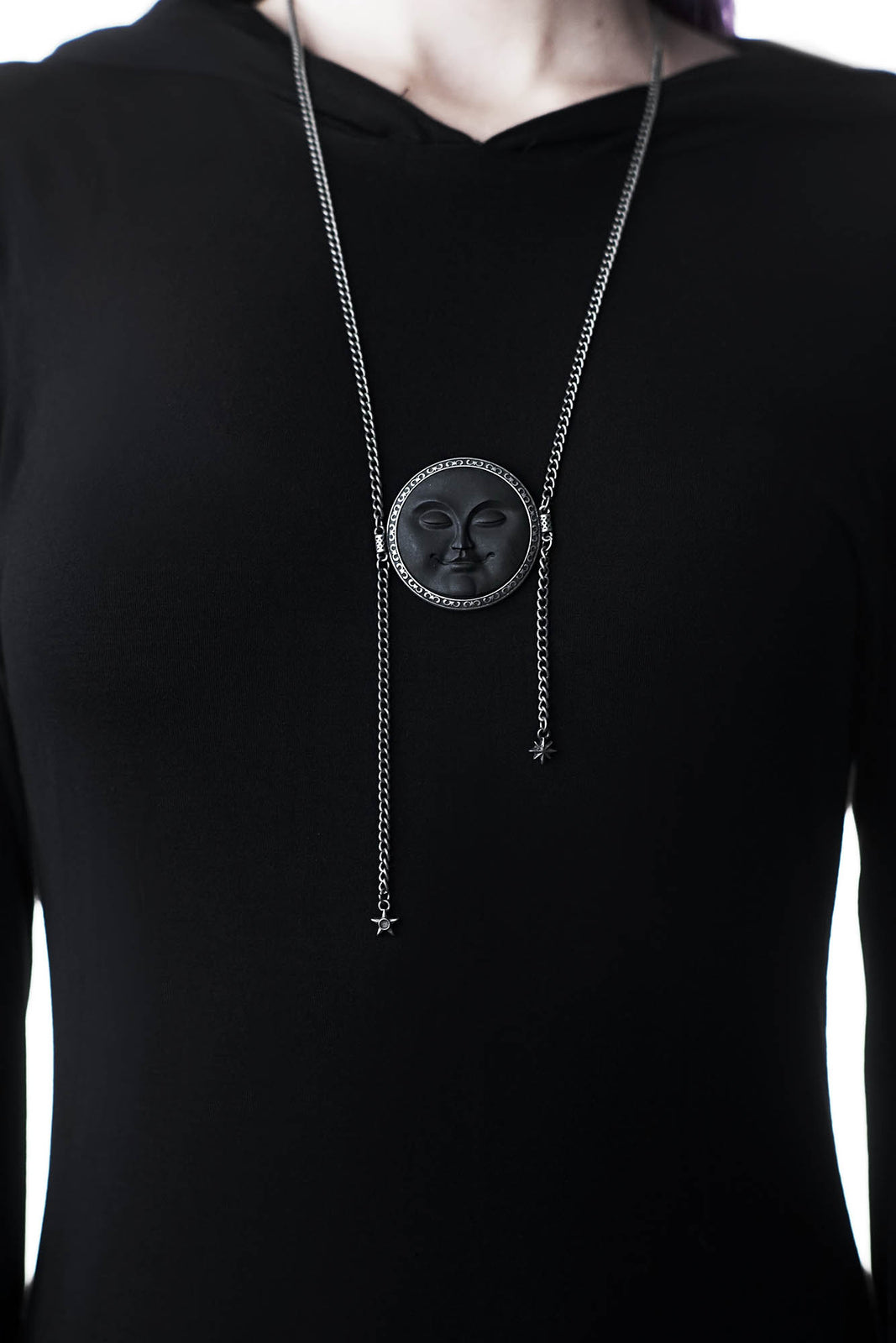 Dreaming Moon Necklace [S]
