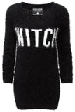 DROPOUT: Witch Knit Dress [B]