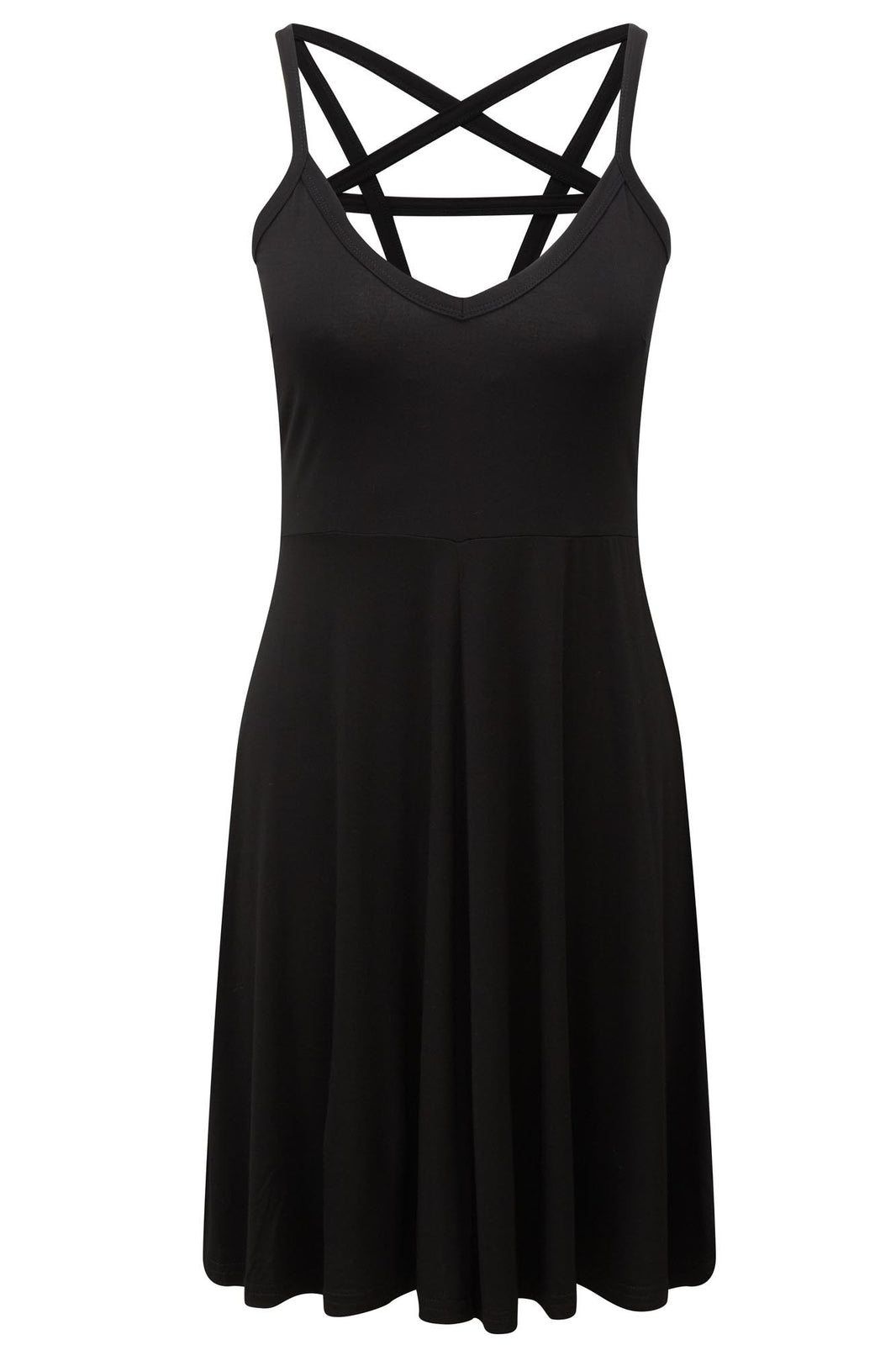 Dusk Don't Call Me Skater Dress [B]