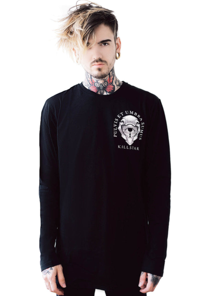 Dust Long Sleeve Top
