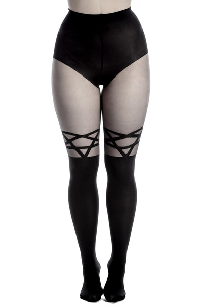 Elodie Edge Tights [B]
