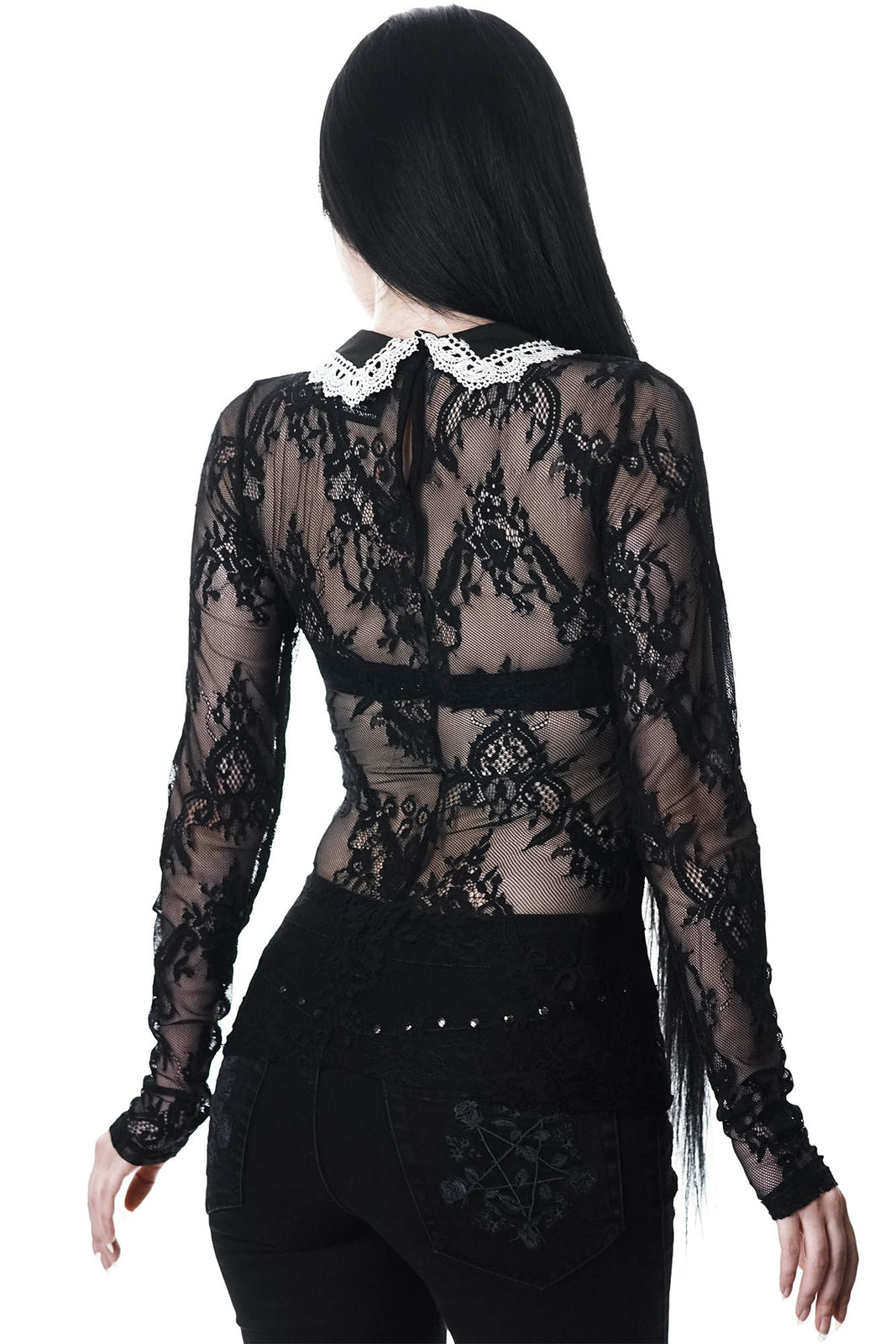 Esme Lace Top