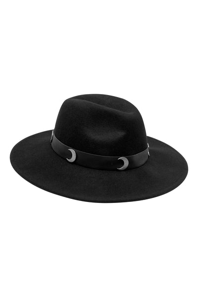 Eternal Eclipse Fedora Hat [B]