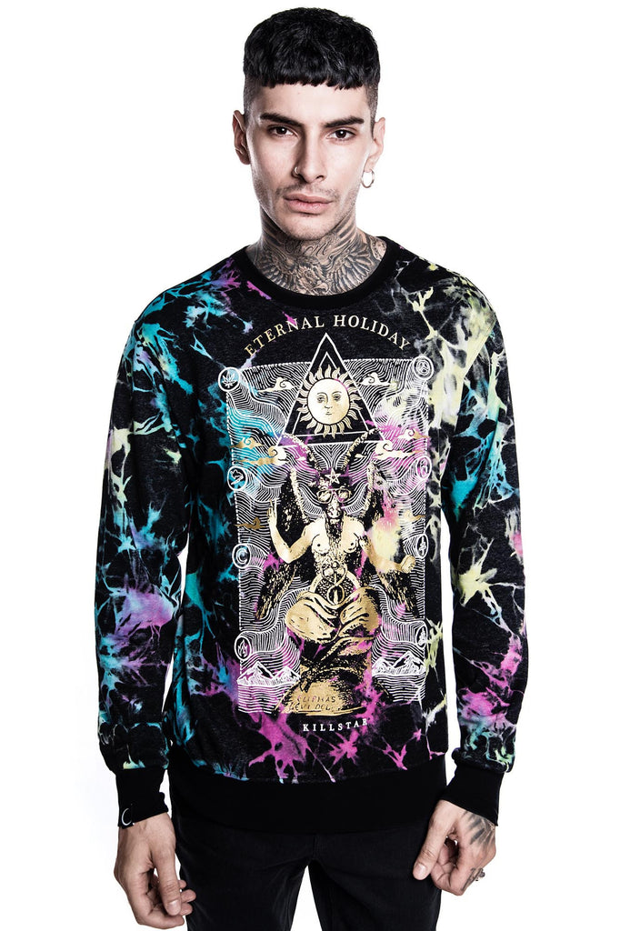 Eternal Holiday Sweatshirt [TIEDYE]