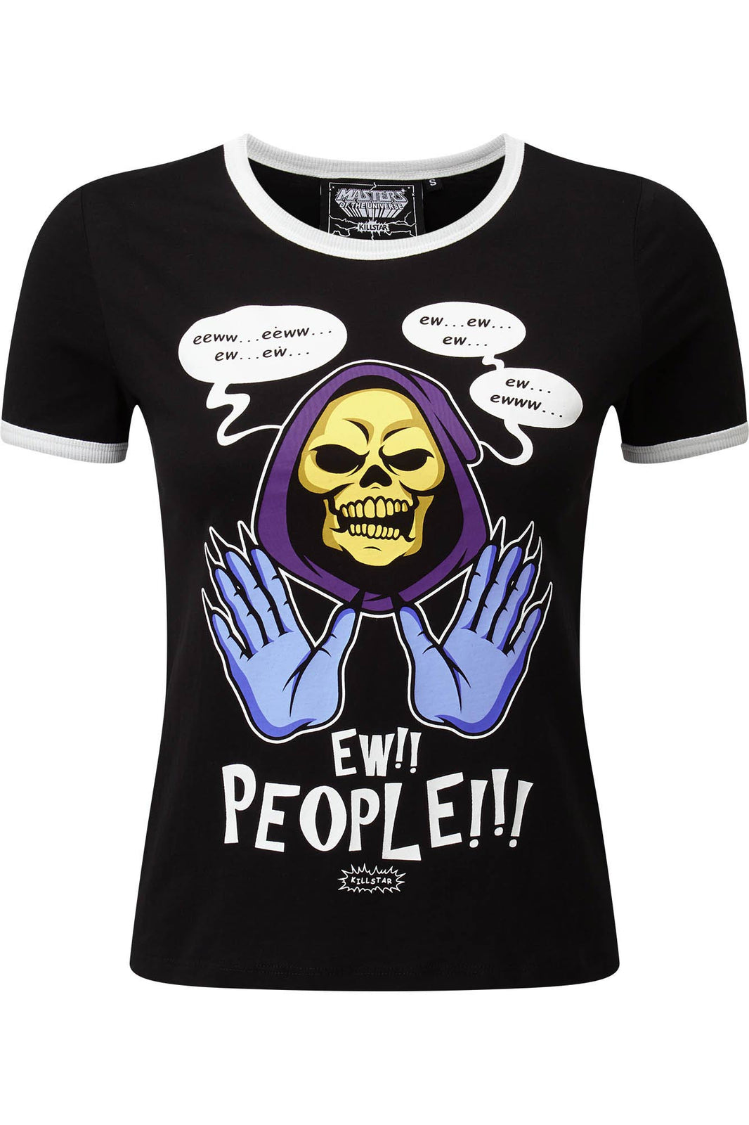 EW People Ringer Top