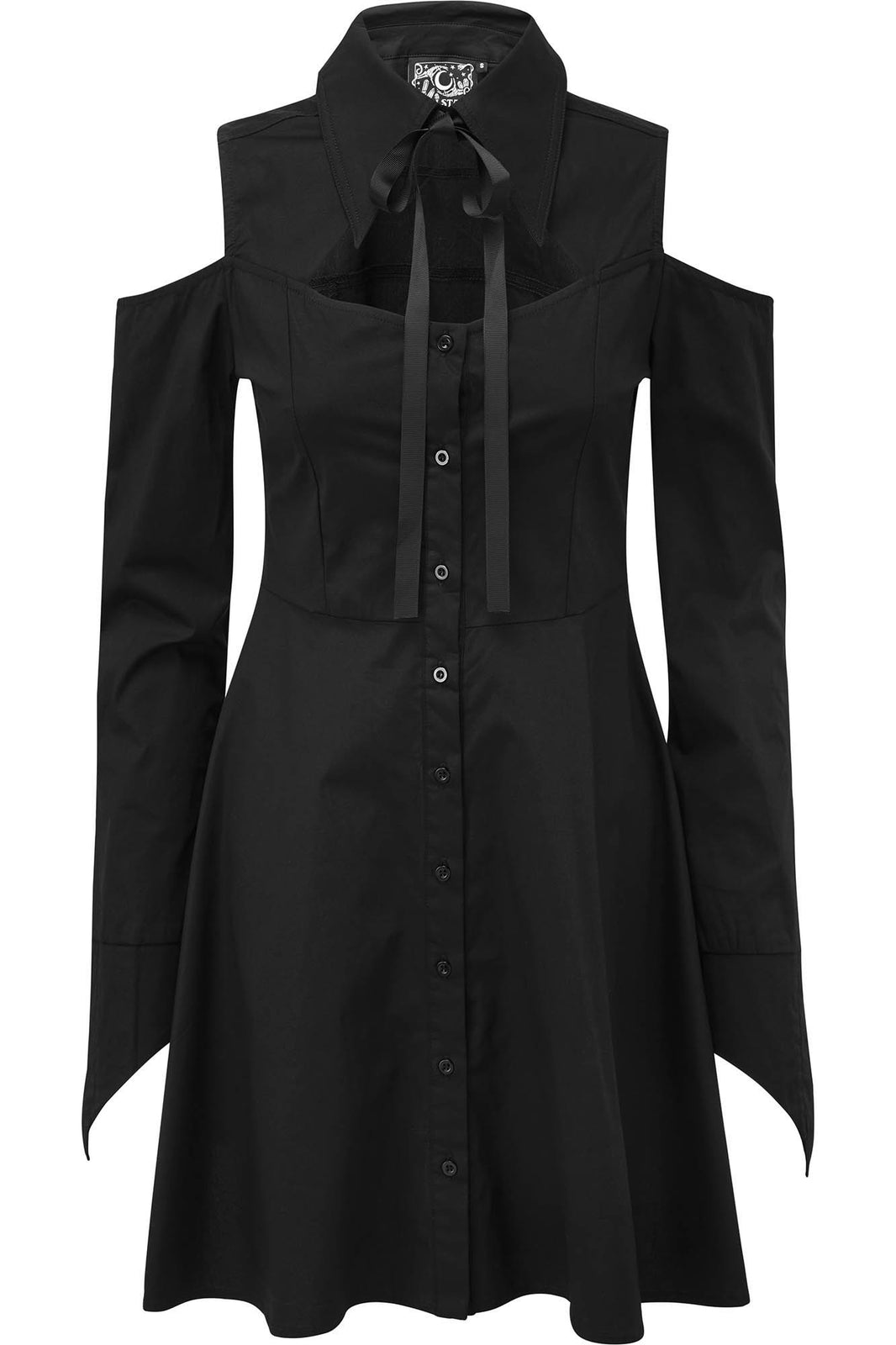 Exorcista Shirt Dress