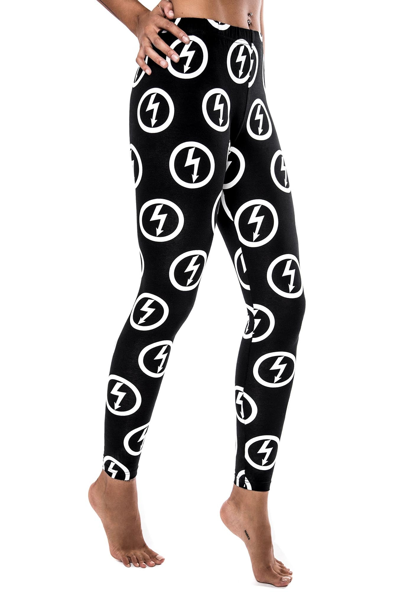 21700c2a9f4556 Fall from heaven leggings from KILLSTAR x MARILYN MANSON. Double tap to zoom