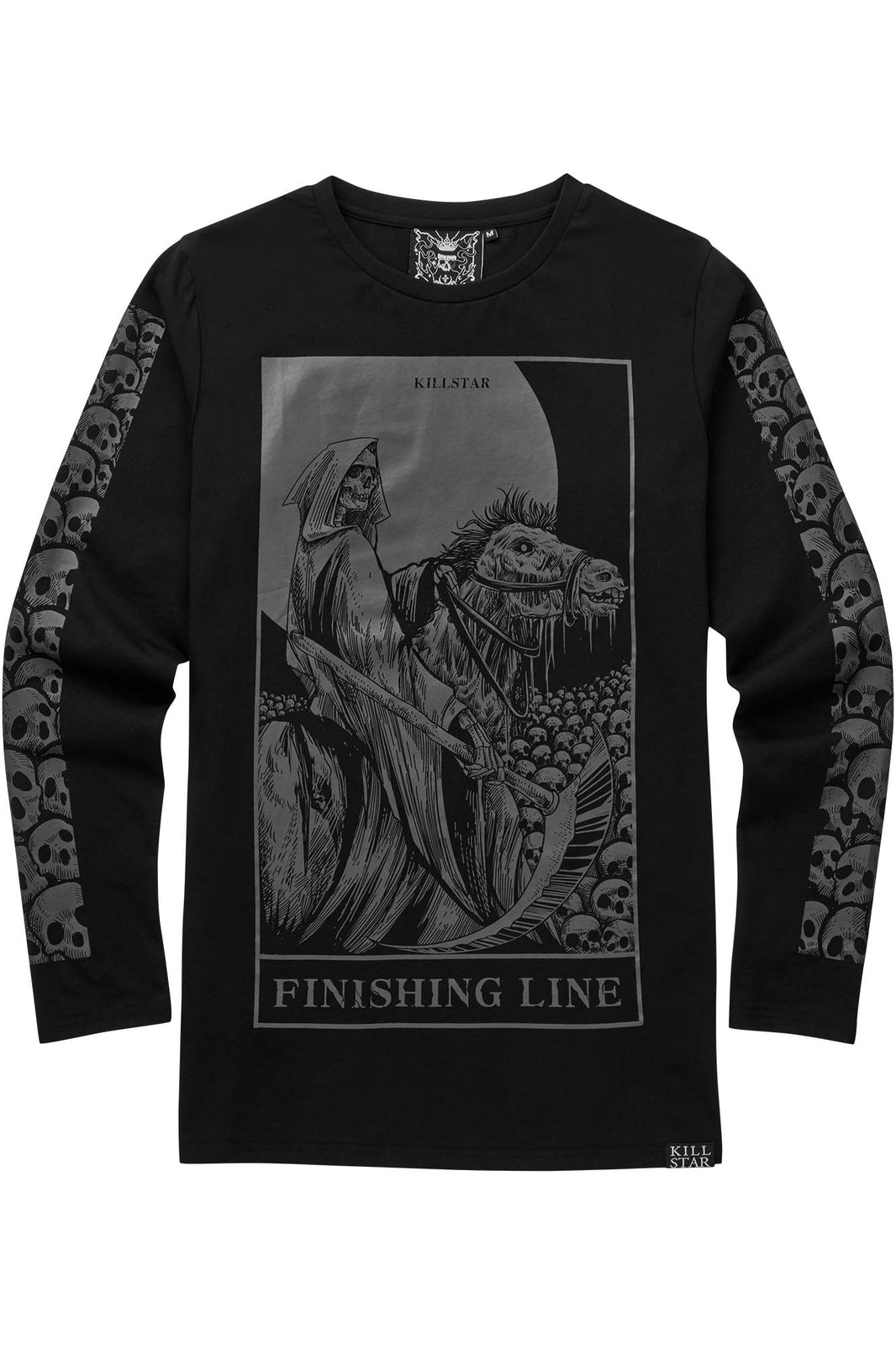 Finishing Line Long Sleeve Top