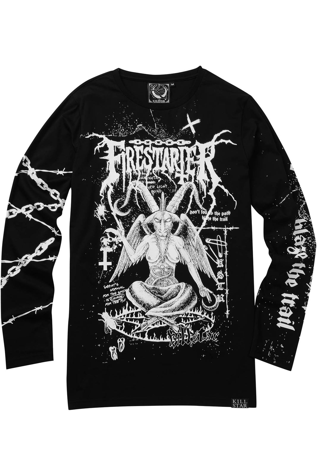 Firestarter Long Sleeve Top