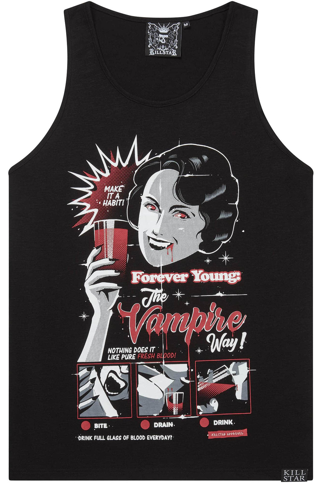 Forever Young Vest